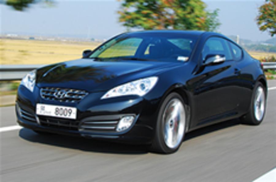 Driven: Hyundai Genesis Coupe
