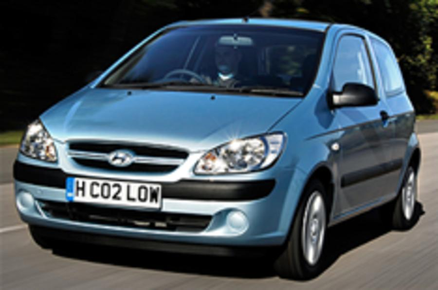Hyundai Getz prices slashed