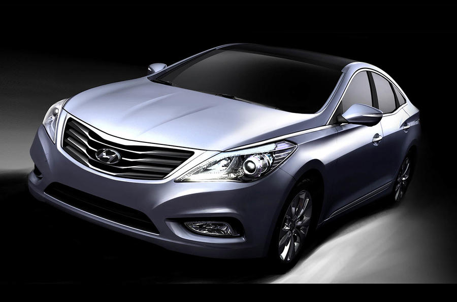 New Hyundai Grandeur revealed