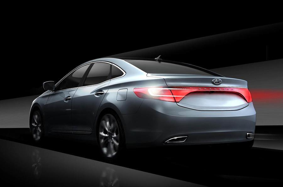 New Hyundai Grandeur revealed