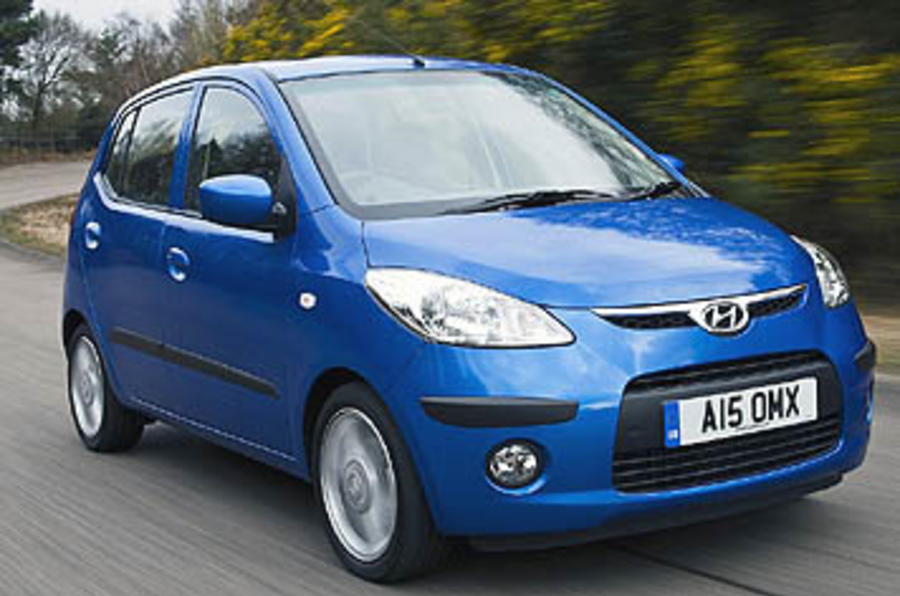 Hyundai to overhaul i10 range
