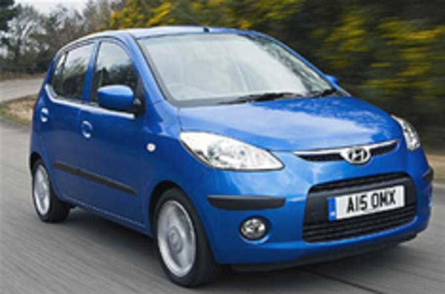 Hyundai increases i10 price
