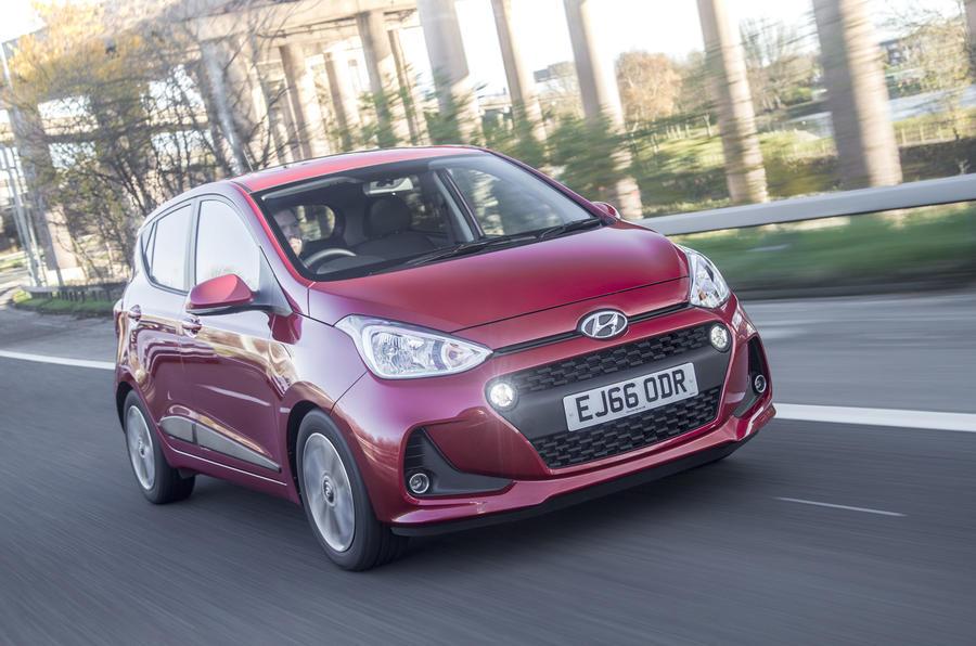 Toyota Incentives Hyundai i10 Review (2017) | Autocar
