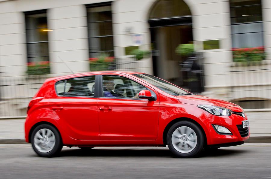 3.5 star Hyundai i20