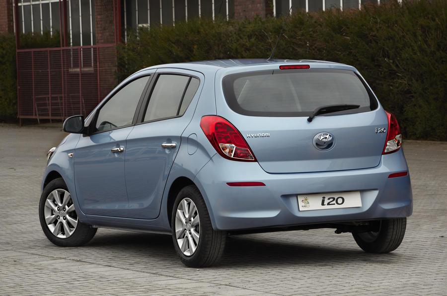 Hyundai I20 1.2 Active Review