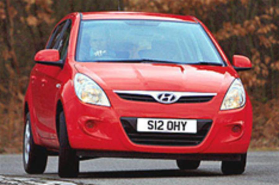 Hyundai i20 production shift