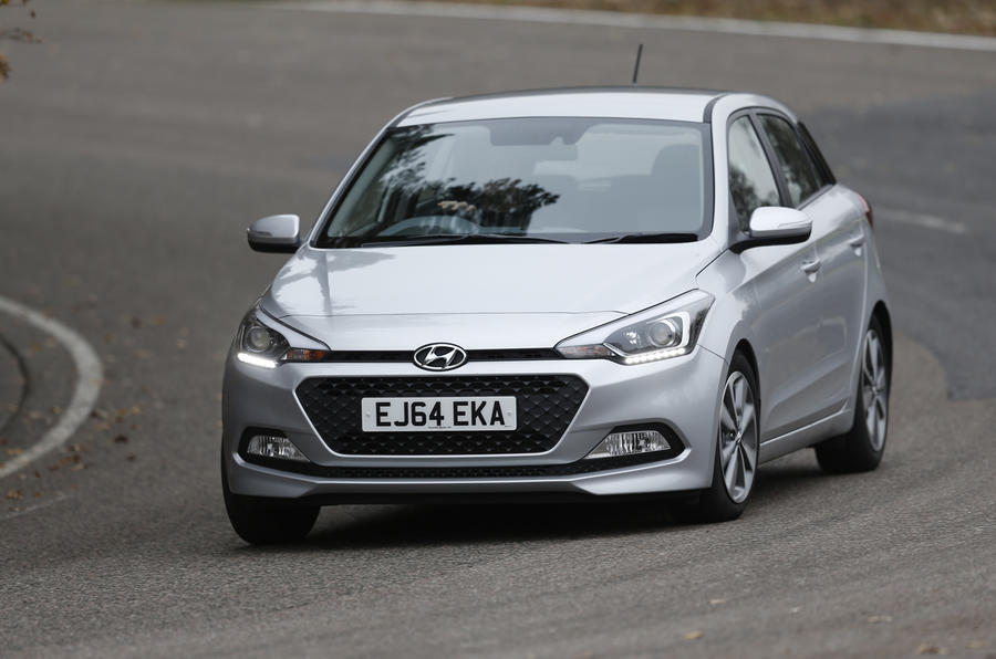 Hyundai I20 Review 2019 Autocar