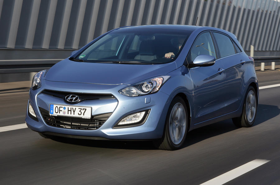All-new Hyundai i30 from £14,495