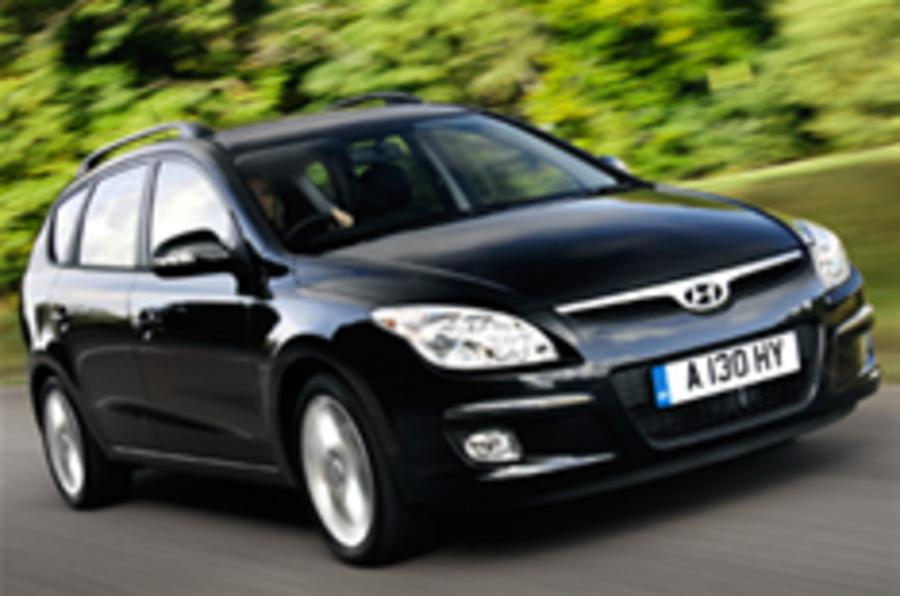 Prices for Hyundai i30 estate