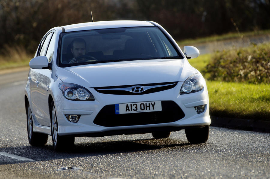 Save 40 per cent on new i30s