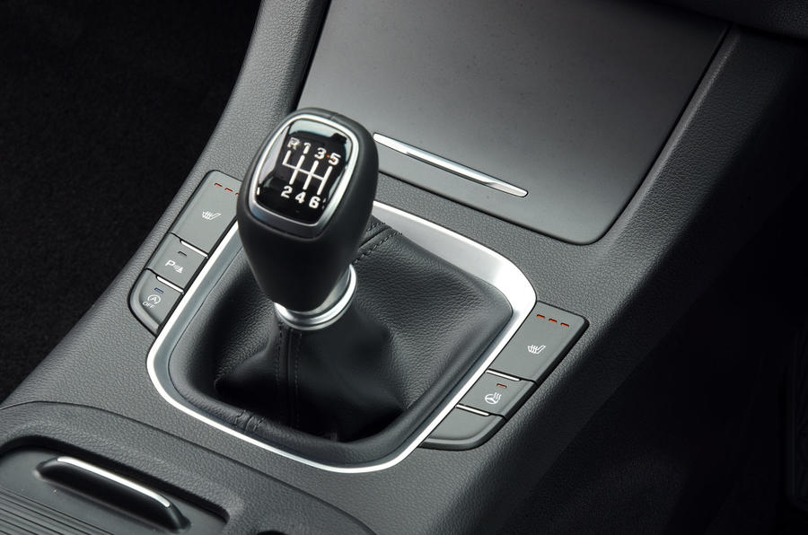 Hyundai i30 manual gearbox