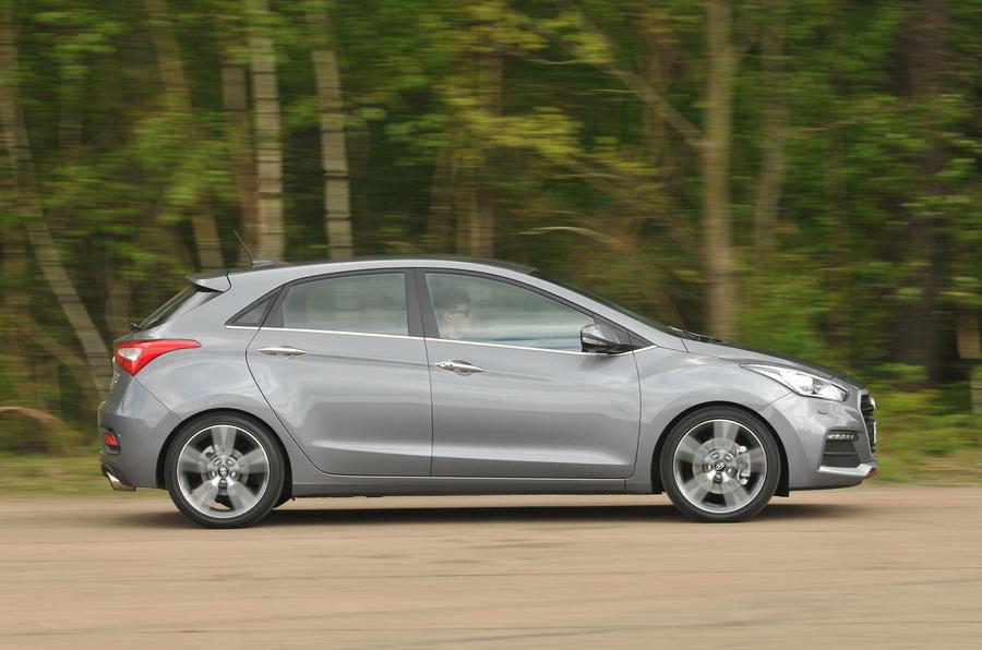 184bhp Hyundai i30 Turbo