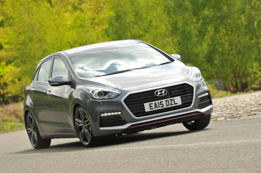 Hyundai i30 Review (2017)  Autocar
