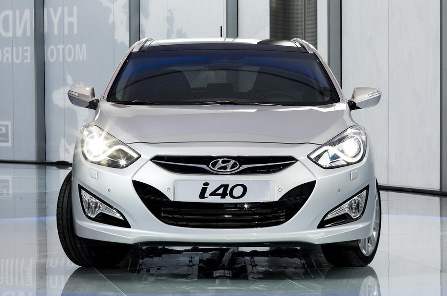 Hyundai i40 from £18,395
