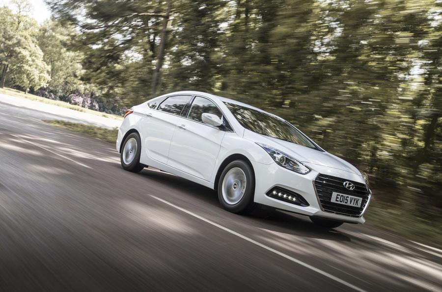 3.5 star Hyundai i40