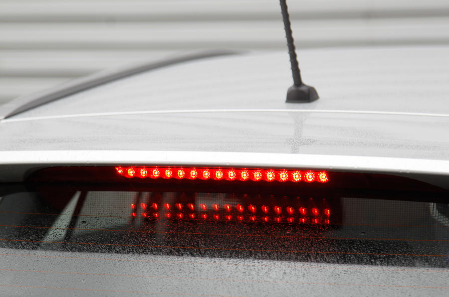 Hyundai i40 rear brake light