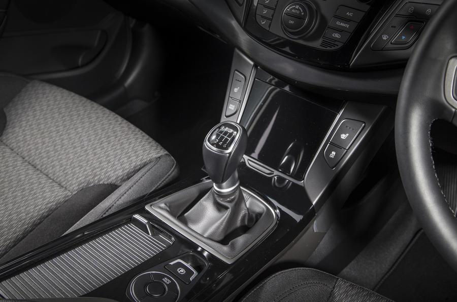 Hyundai i40 manual gearbox