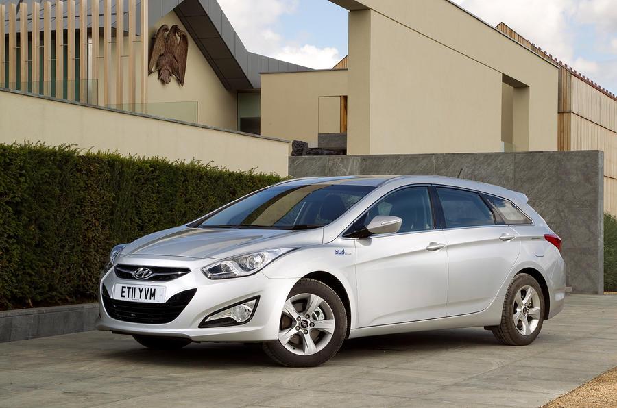 3.5 star Hyundai i40 Tourer