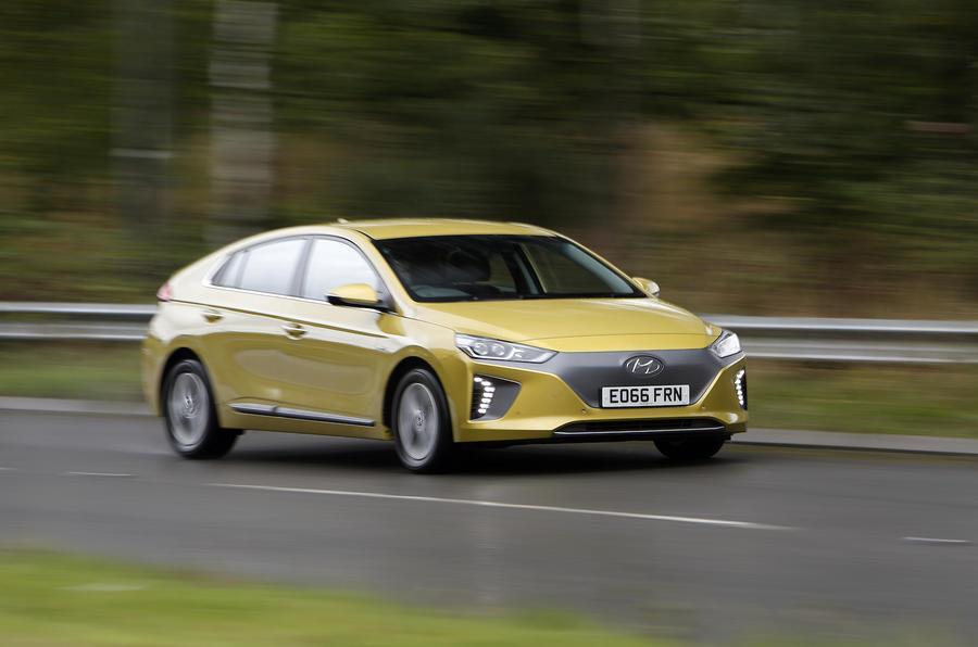 3.5 star Hyundai Ioniq
