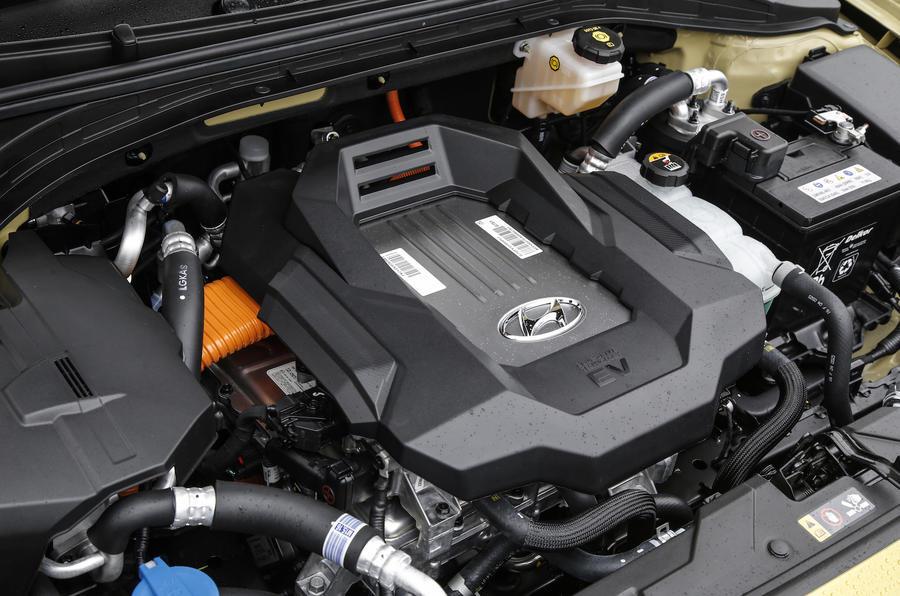 Hyundai Ioniq electric motor