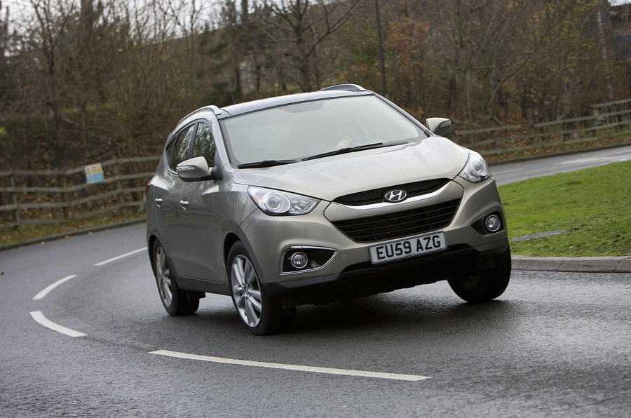 Hyundai ix35 from £16,495