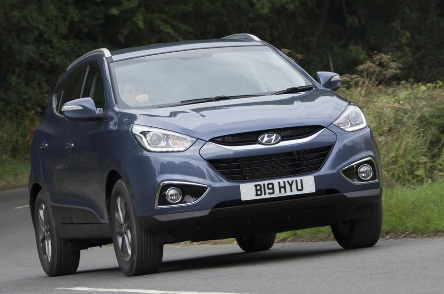 2014 Hyundai ix35 Premium 2.0 4WD first drive review
