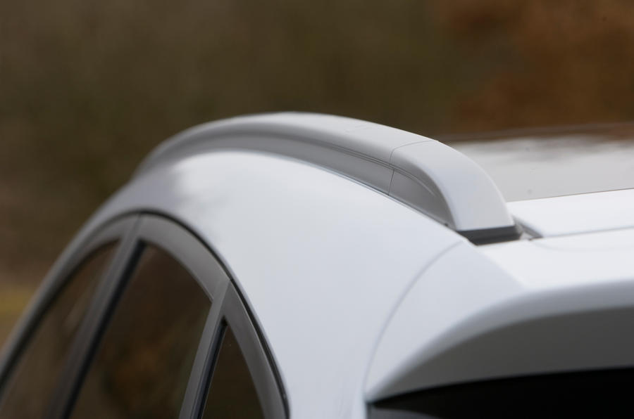 Hyundai ix35 roof rails