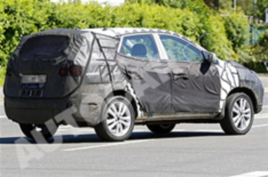 Hyundai iX35 targets Ford Kuga