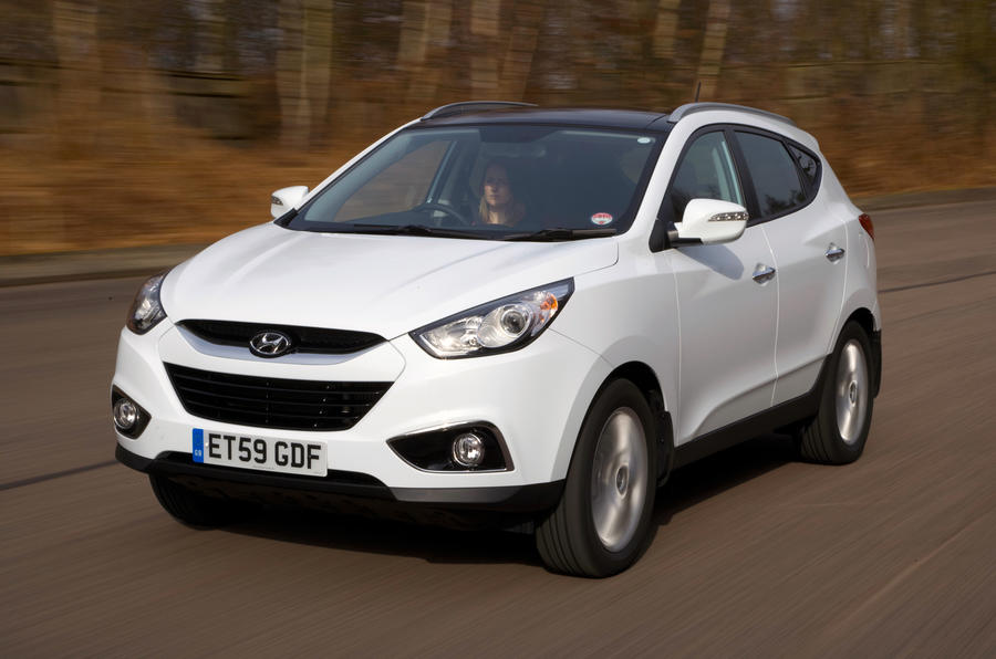 Hyundai ix35 review 2013