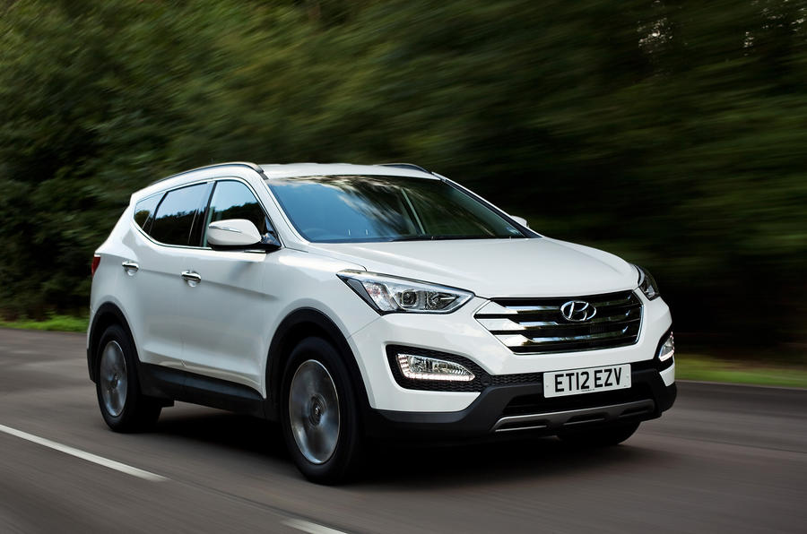 Hyundai Santa Fe Review 2017 Autocar