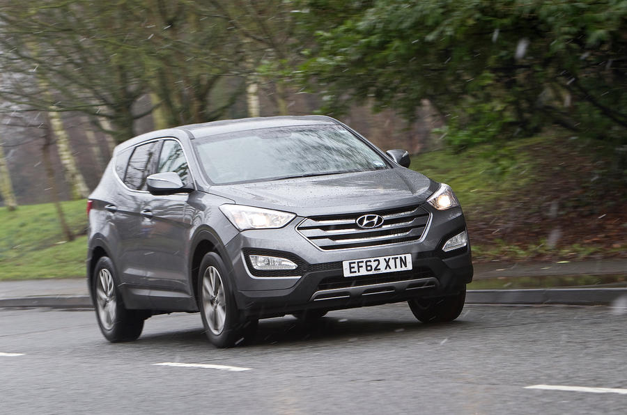 Hyundai Santa Fe Style