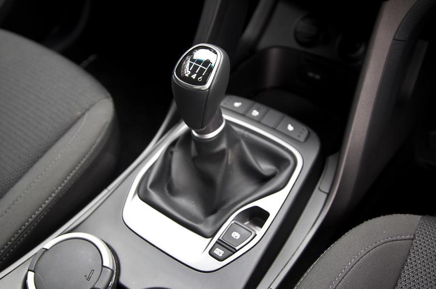 Hyundai Santa Fe manual gearbox