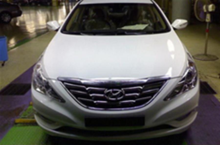 More Hyundai Sonata pictures