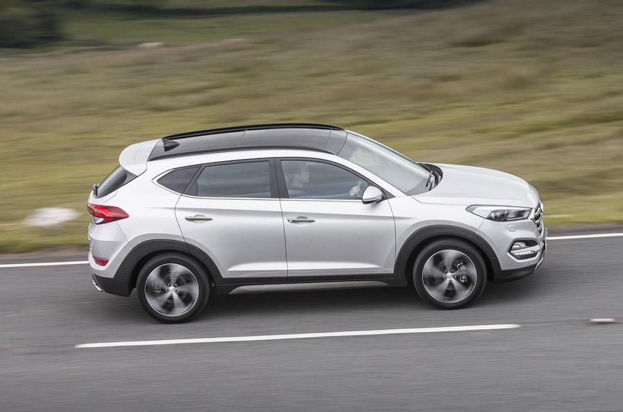 £28,075 Hyundai Tucson SUV