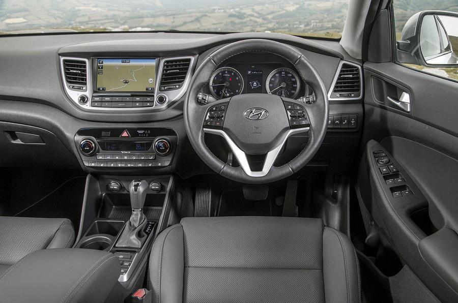 Hyundai Tucson Review 2018 Autocar