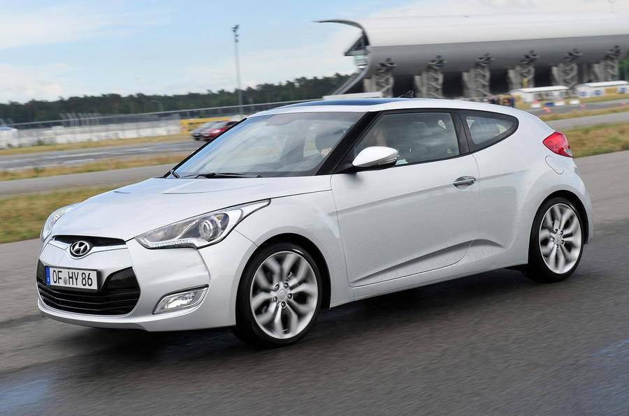 Hyundai Veloster from £17,995