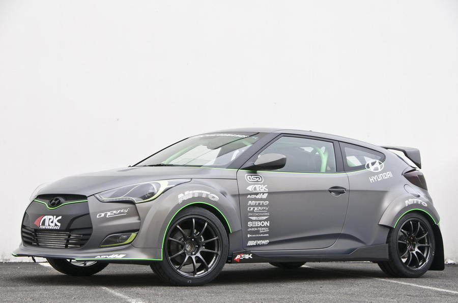 Turbo Veloster confirmed for UK