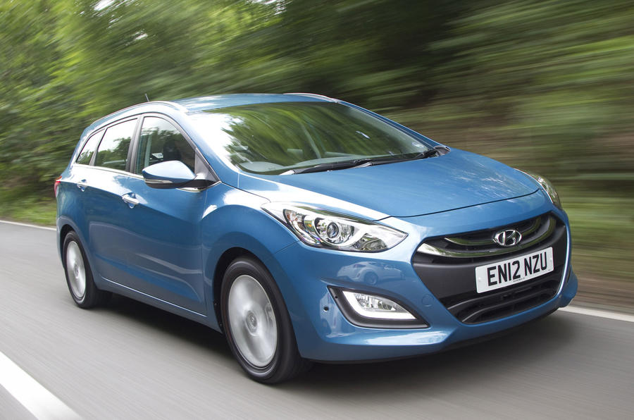 Hyundai i30 1.6 CRDi 110 Active Tourer review | Autocar