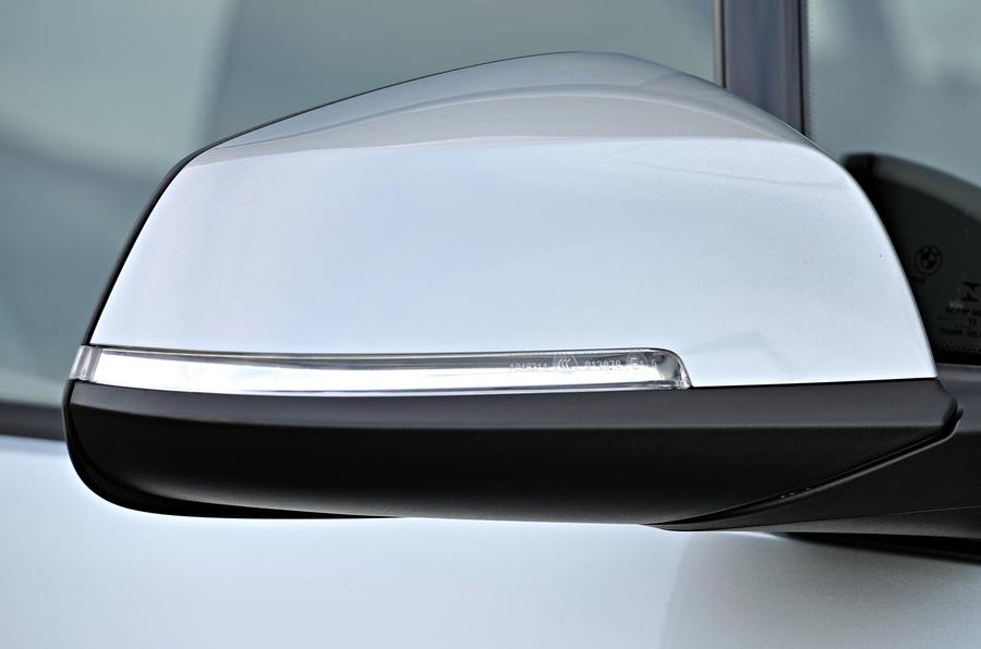 BMW i3 wing mirrors