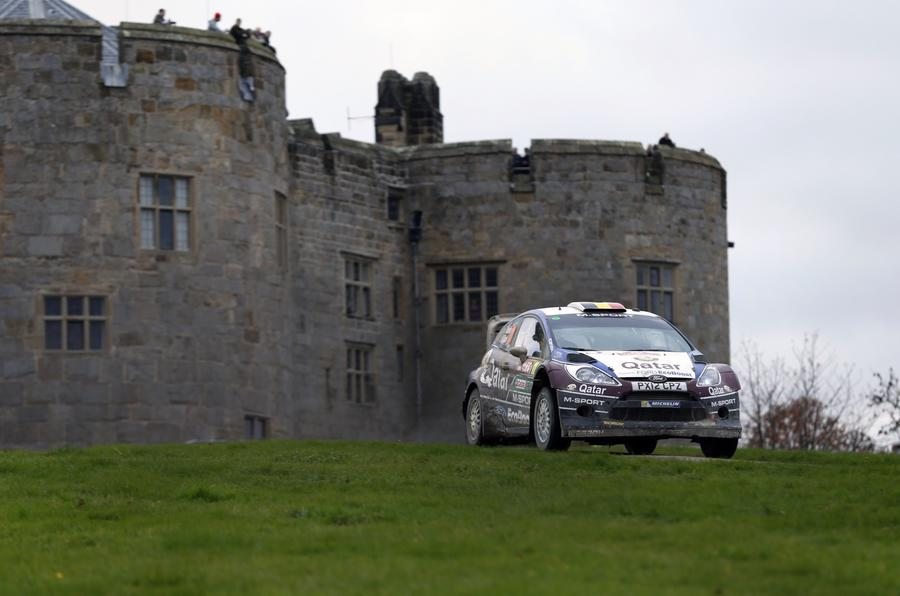 Rally GB day three: The fans are out in force