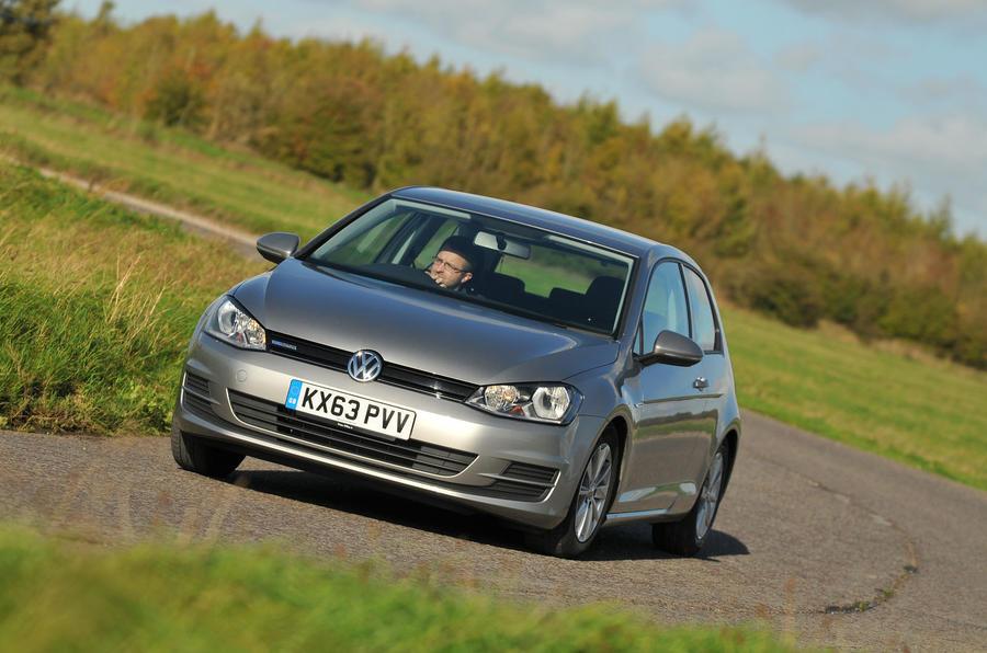ULEZ used cars - diesel Volkswagen Golf