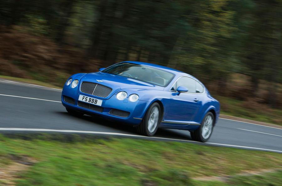 ULEZ used cars - Petrol Bentley Continental GT