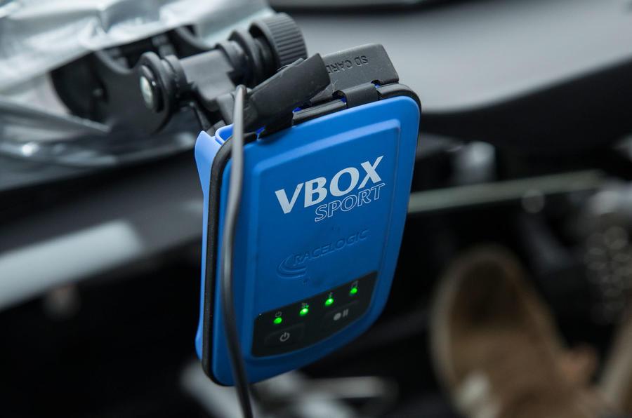 Vbox equipment