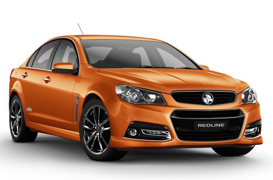 Holden Redline - static front
