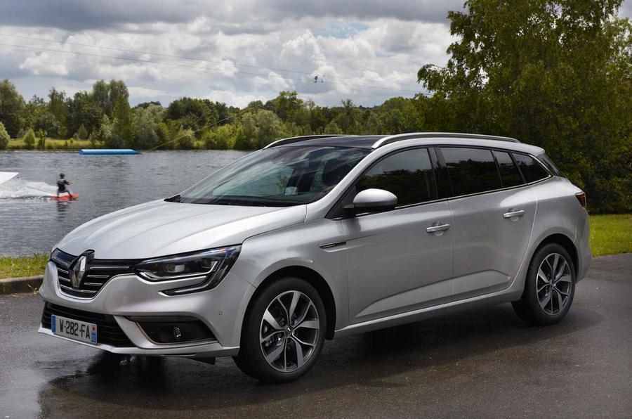 Renault Megane Sport Tourer on sale from £18,550