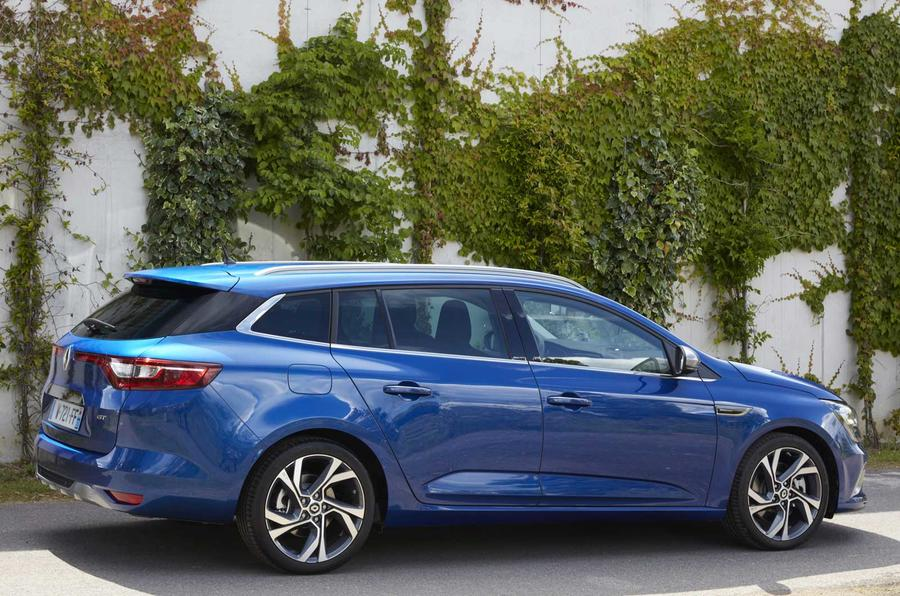 Renault Megane Sport Tourer on sale from £18,550