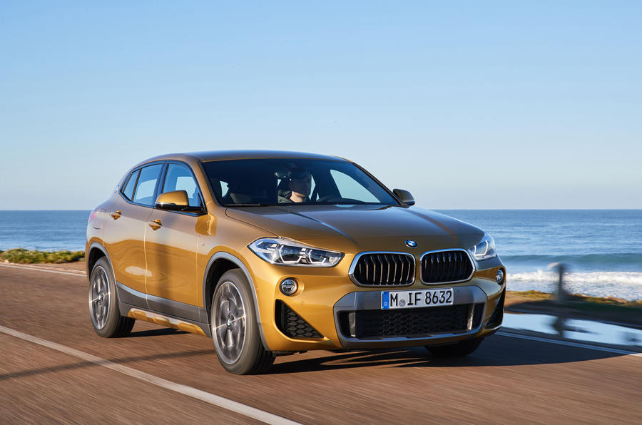 BMW X2 2018 review | Autocar