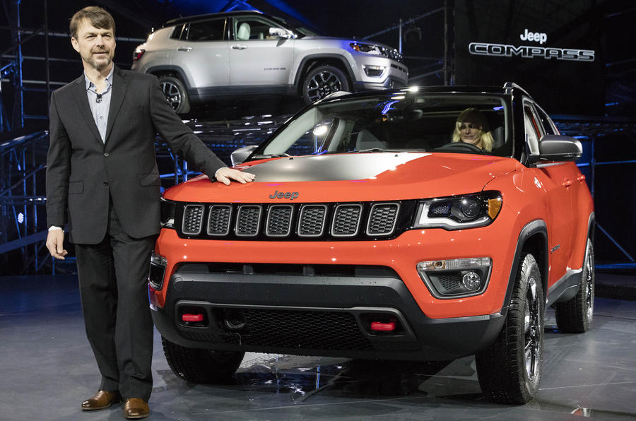 Fiat Chrysler chooses Jeep exec Mike Manley to replace ailing CEO Marchionne