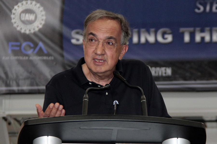 Fiat Chrysler CEO Sergio Marchionne replaced due to illness