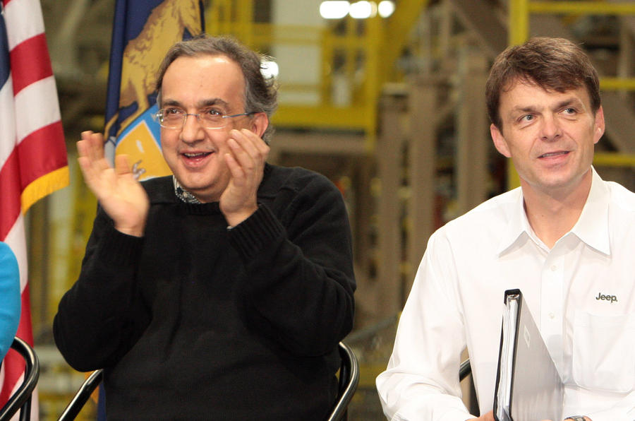 Marchionne and Manley